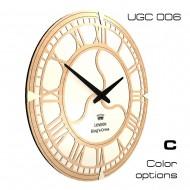Дизайнерские часыДизайнерские часы Classic collection 45x45см - UGC006C