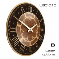 Дизайнерские часыДизайнерские часы Classic collection 45x45см - Дизайнерские часы UGC010B