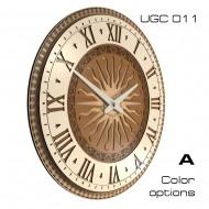 Дизайнерские часыДизайнерские часы Classic collection 45x45см - Дизайнерские часы UGC011A