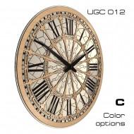 Дизайнерские часыДизайнерские часы Classic collection 45x45см - Дизайнерские часы UGC012C