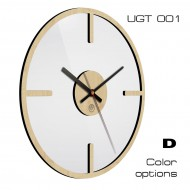 Дизайнерские часыНастенные часы Loft collection 30x30см - Настенные часы UGT001D