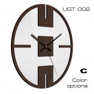 Дизайнерские часыНастенные часы Loft collection 30x30см - Дизайнерские часы UGT002C