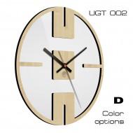 Дизайнерские часыНастенные часы Loft collection 30x30см - Настенные часы UGT002D