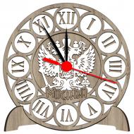 Часы-картинаЧасы-картина Сувенирные часы с российской символикой - Сувенирные часы SQ1_dub