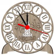 Часы-картинаЧасы-картина Сувенирные часы с российской символикой - Сувенирные часы SQ3_dub