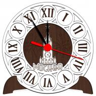 Часы-картинаЧасы-картина Сувенирные часы с российской символикой - Сувенирные часы SQ3_venge