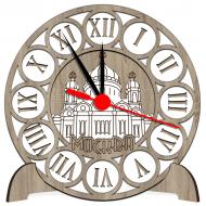 Часы-картинаСувенирные настенные часы с российской символикой - Сувенирные часы   SQ5_dub