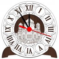 Часы-картинаЧасы-картина Сувенирные часы с российской символикой - Сувенирные часы SQ5_venge