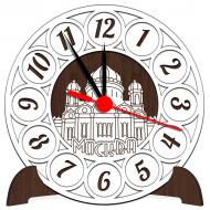 Часы-картинаЧасы-картина Сувенирные часы с российской символикой - Сувенирные часы SQ6_venge
