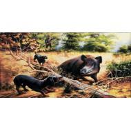 Животные - K493_gobelen 60x120