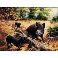 Животные - K493_gobelen 60x80