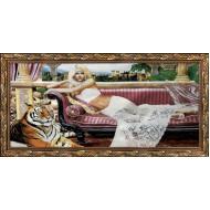 Гобелен в рамеГобелен в раме 40x80 - Картина из гобелена К387_40х80