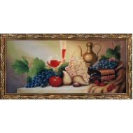 Картина-сувенир - Картина из гобелена К82_40х80