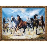 ИконыГобелен в раме - Картина из гобелена K625 60х80