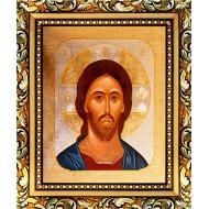 ИконыИконы 15х18 - Спаситель Византия_15x18