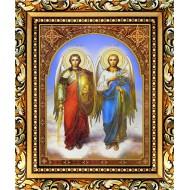 ИконыИконы 15х18 - Св. Михаил и Гавриил_15x18