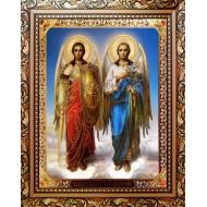 ИконыИконы 20х25 - Св. Михаил и Св. Гавриил_20x25