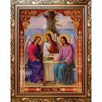 Картина-сувенир - Святая троица_20x25