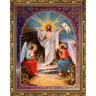 ИконыИконы 30x40 - Воскресение Христово_30x40