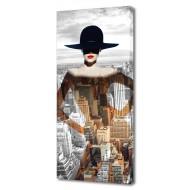 Картины на холстеКартины на холсте Города - Картина на холсте (канвас) KH46