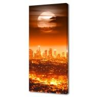 Картины на холстеКартины на холсте Города - Картина на холсте (канвас) KH50