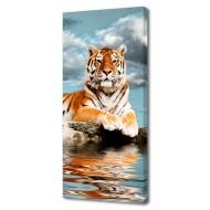 Картины на холстеКартины на холсте Животные - Картина на холсте (канвас) KH94