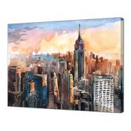 Картины на холстеКартины на холсте 40х50 - Картина на холсте (канвас) KH844