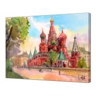 Картины на холстеКартины на холсте 40х50 - Картина на холсте (канвас) KH845