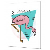 Животные - Картина на холсте (канвас) KH894