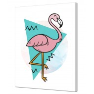 Животные - Картина на холсте (канвас) KH896