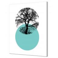 Репродукции Репродукции  Природа - Картина на холсте (канвас) KH930