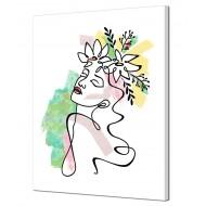 Картины на холсте (канвасы) оптом - Картина на холсте (канвас) KH936