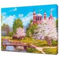 Картины на холстеКартины на холсте 40х50 - KH780