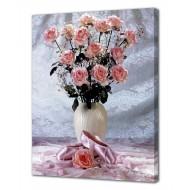 Картины на холстеКартины на холсте 40х50 - Картина на холсте (канвас) KH1000