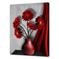 Картины на холстеКартины на холсте 40х50 - Картина на холсте (канвас) KH1001