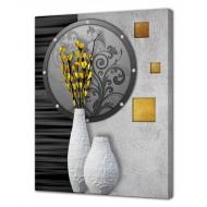 ГородаКартины на холсте 40х50 - Картина на холсте (канвас) KH1003