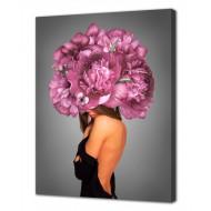 Картины на холстеКартины на холсте 40х50 - Картина на холсте (канвас) KH1015