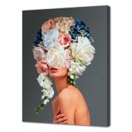 Картины на холстеКартины на холсте 40х50 - Картина на холсте (канвас) KH1016