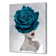 Картины на холстеКартины на холсте 40х50 - Картина на холсте (канвас) KH1028