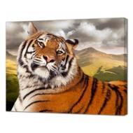 Картины на холстеКартины на холсте Животные - Картина на холсте (канвас) KH1092