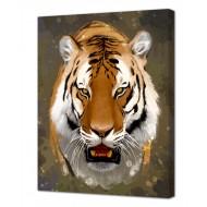 Картины на холстеКартины на холсте Животные - Картина на холсте (канвас) KH1099