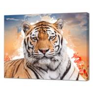 Картины на холстеКартины на холсте Животные - Картина на холсте (канвас) KH1105