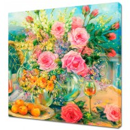 Картины на холстеКартины на холсте 40х40 - KH421