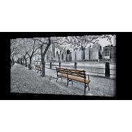 Картины на холстеКартины на холсте 50х100 - КН84