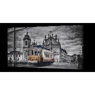 Картины на холстеКартины на холсте 50х100 - КН85