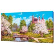 Картины на холстеКартины на холсте 50х100 - KH444