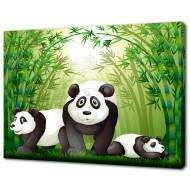 Картина-сувенир - Картина на холсте (канвас) KH572