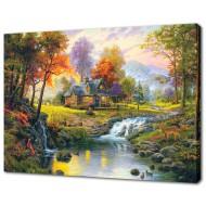 Картины на холстеКартины на холсте 50х70 - KH609