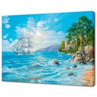 Картины на холстеКартины на холсте 50х70 - KH619