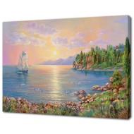Картины на холстеКартины на холсте 50х70 - Картина на холсте (канвас) KH625